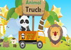 Game Animal truck