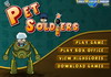 Game Pet soldiers