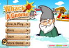 Game Whack a gnome