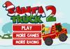 Game Santa truck 2