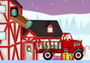 Game Santa delivery truck