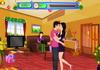 Game Romantic Christmas kissing