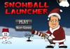Game Snowball launcher