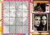 Game Robert Pattinson and Kristen Stewart puzzle