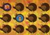 Game Doli thanksgiving cards