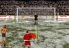 Game Santa penalty kick World Cup