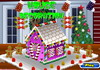 Game Gingerbread house decoration