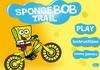 Game SpongeBob trail