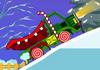 Game Santa truck 3