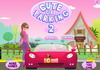 Game Cute girl parking 2