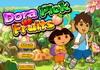Game Dora pick fruits