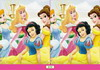 Game Disney princess find the differences