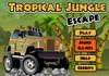 Game Tropical jungle escape