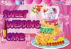 Game Sweet wedding cake