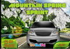Game Mountain spring sprint