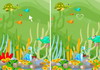 Game Five differences with fish