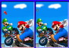 Game Mario 6 differences