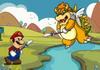 Game Mario protect princess