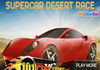 Game Supercar desert race