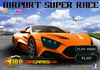 Game Airport super race
