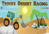 Game Truck desert racing