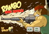 Game Rambo robot mayhem