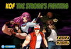 Game KOF the strong fighting