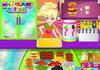 Game Polly burger cafe