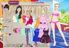 Game Barbie tea time