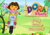 Game Dora stunts