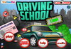 Game Driving school exam