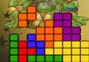Game Ninja turtles tetris