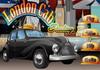 Game London cab parking