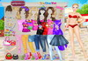 Game Barbie shopping