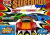 Game 3D superhero racer