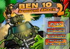 Game Ben10 armored attack 2