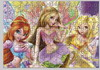Game Winx jigsaw