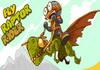 Game Fly raptor rider