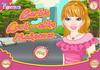 Game Barbie look alike makeover
