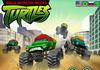 Game Ninja monster trucks turtles