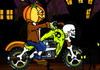 Game Halloween bike race
