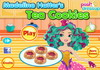 Game Madeline Hatter tea cookies
