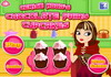 Game Cerise Hood chocolate fairy cupcakes