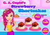 Game C.A. Cupid strawberry shortcakes