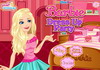 Game Barbie dress up party