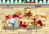 Game Street fighter creation