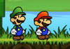 Game Mario bros adventure