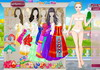 Game Barbie Russian doll