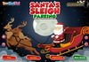 Game Santa sleigh parking