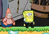 Game SpongeBob and Patrick escape 3